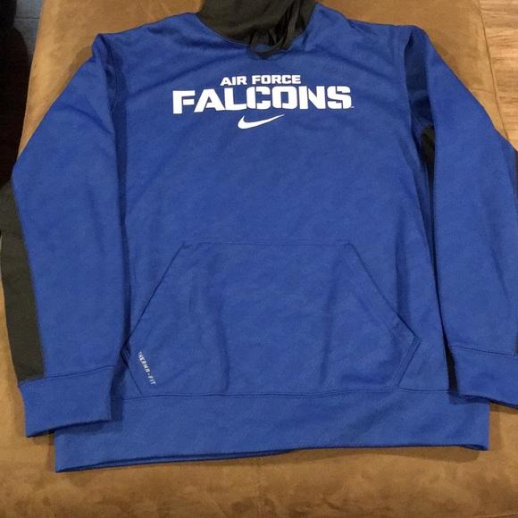 Nike Air Falcons Men's Medium M Hoodie Force f76ygbY